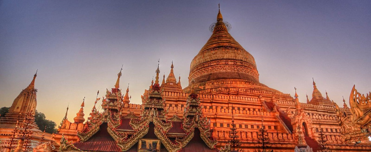 Yangon - Bagan - Kalaw - Pattu Village - Inle Lake 8 days
