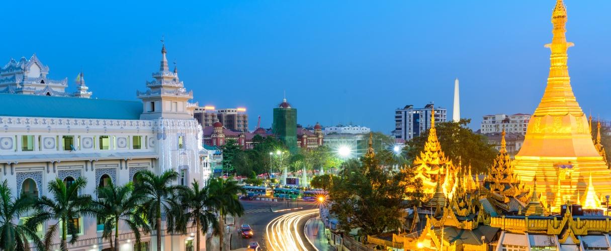 Mandalay - Bagan - Yangon 10 days