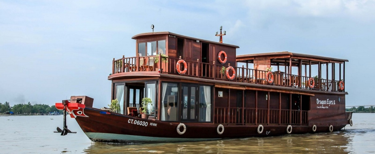 Dragon Eyes Cruise 3 days Saigon - Phu Quoc