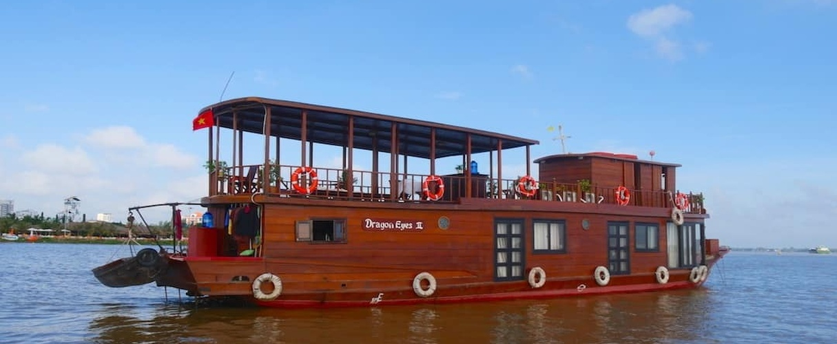 Dragon Eyes Cruise 3 days Phu Quoc - Saigon
