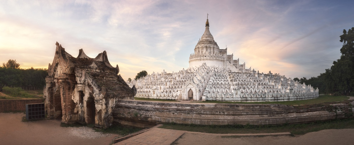 Yangon - Bago - Mandalay - Sagaing - Mingun - Bagan - Inle Lake 8 days