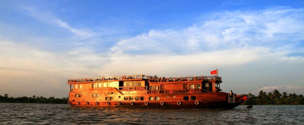 Fr-4-day Mekong Eyes Cruise Vietnam - Cambodia