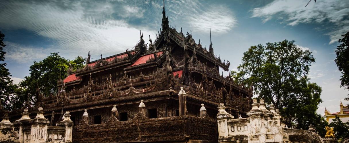 Mandalay - Samkar - Htikaung - Maetine - Inle - Yangon 5 days