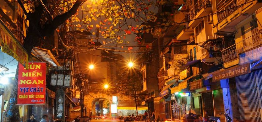 Discover Hanoi at night - Why not?