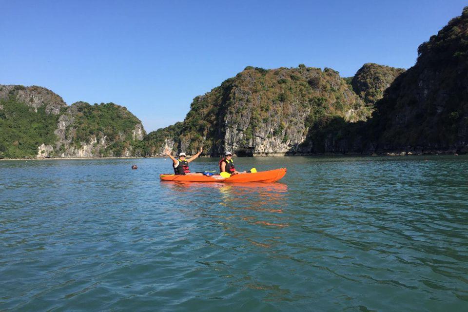 vi-kayaking
