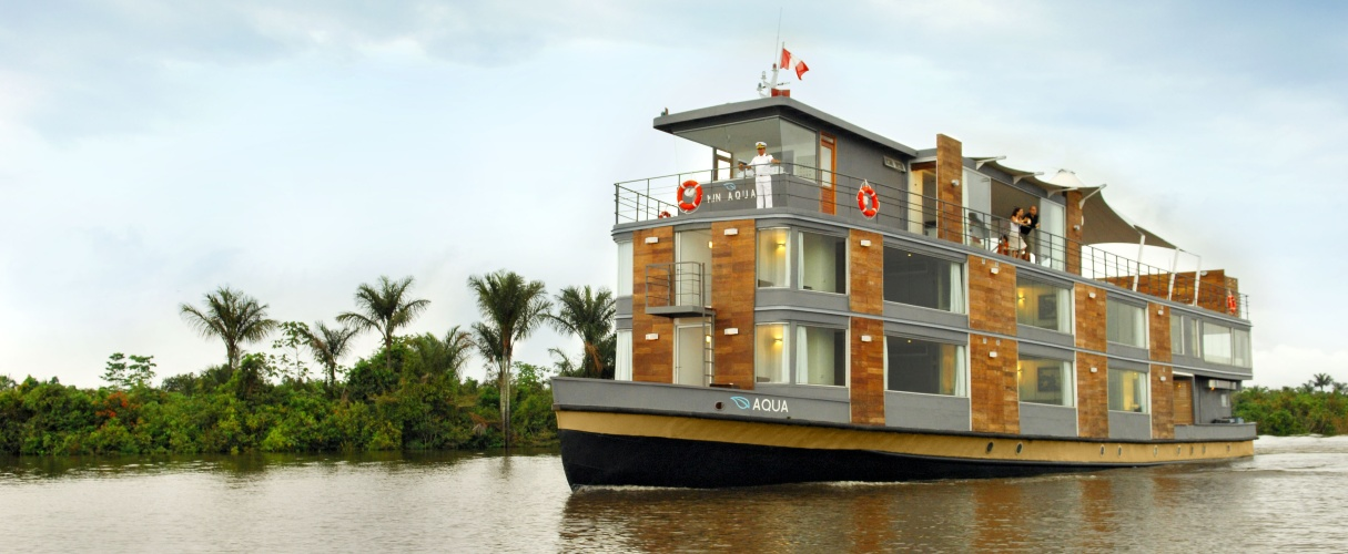 Aqua Cruise 4 nights Siem Reap - Phnom Penh (Aug - Nov)