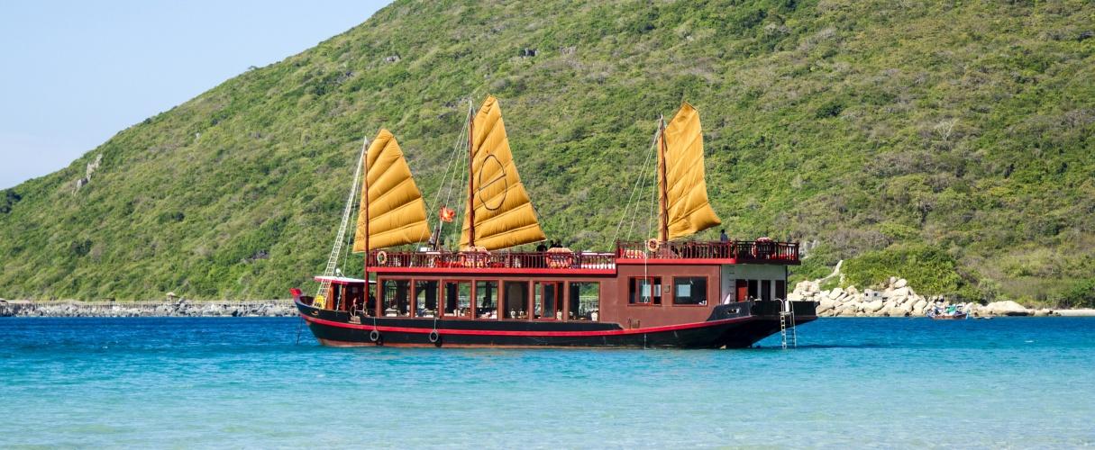 Emperor Day Cruise on Nha Trang Bay