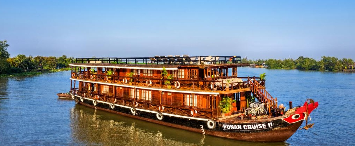 Mekong Funan Cruise 2 days/ 1 night Can Tho - Cai Be