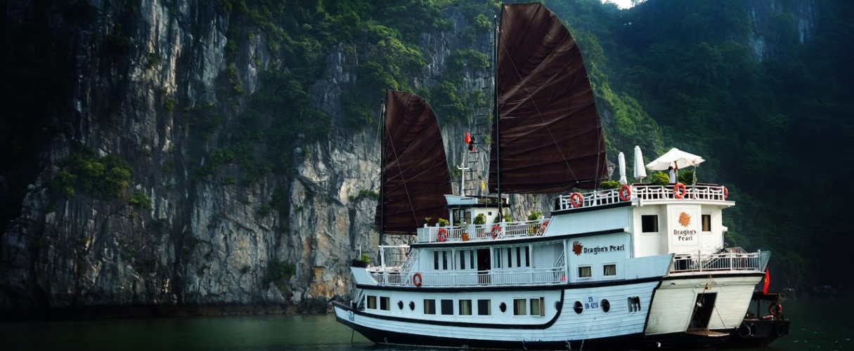 Dragon's Pearl Cruise 3 days/ 2 nights