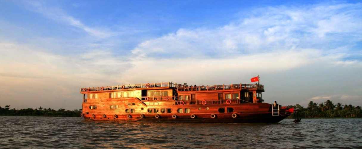 Mekong Eyes Cruise 3 days Saigon - Phu Quoc