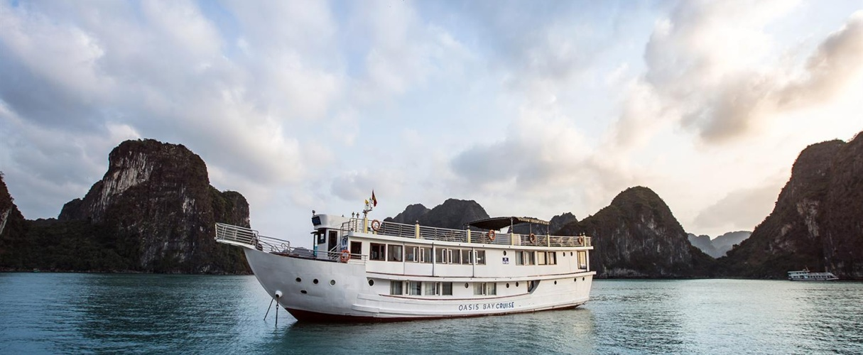 Fr-Oasis Bay Classic Cruise 3 days/ 2 nights