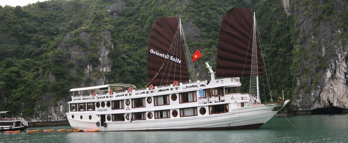 Oriental Sails 2 days/ 1 night