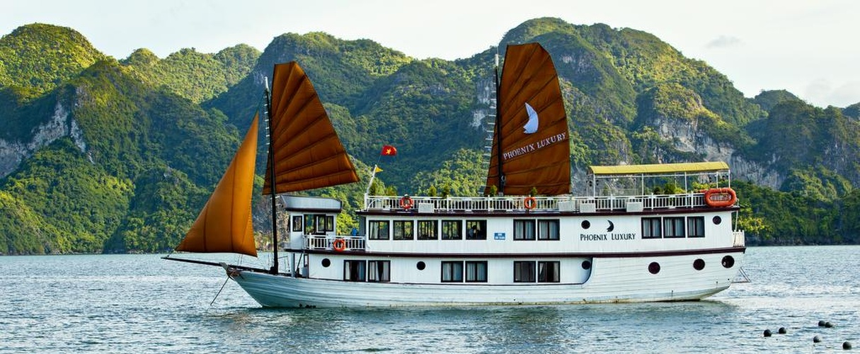 Fr-Halong Phoenix Cruiser 3 days/ 2 nights