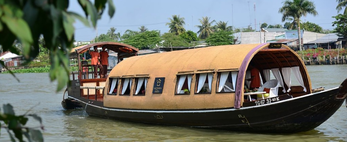 Life on River with Song Xanh Cruise