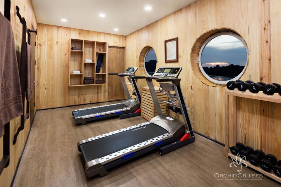gym-on-cruise