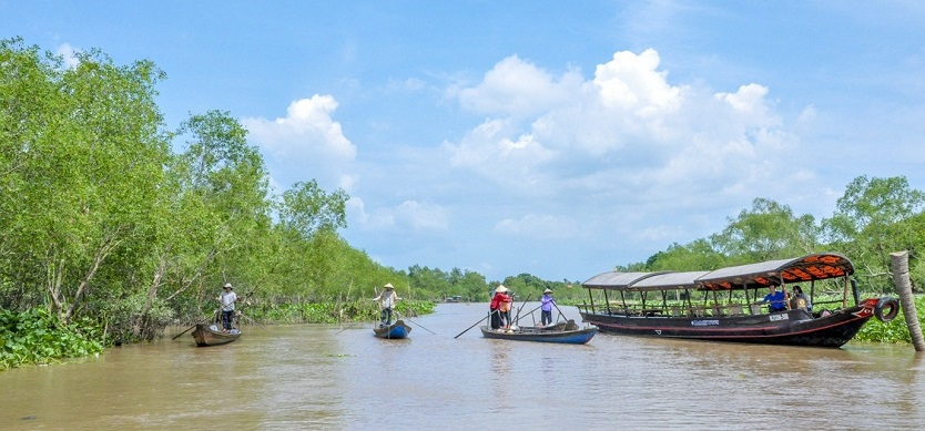 What to know about the famous An Binh Islet in Mekong Delta?