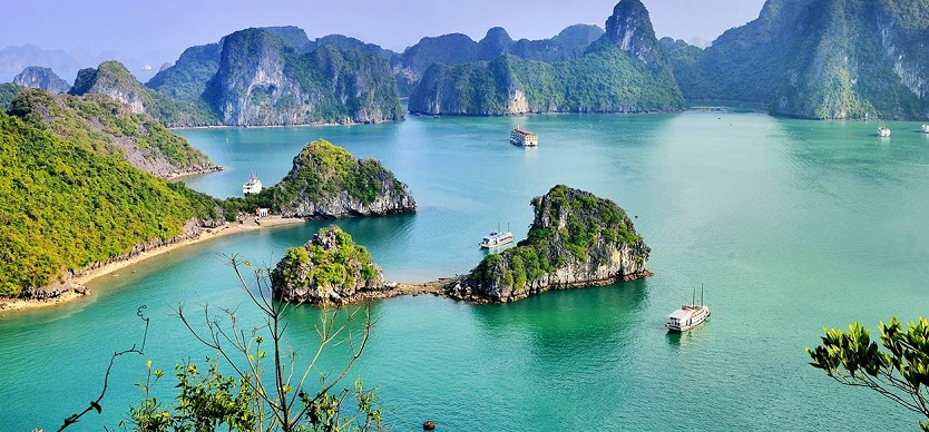 Best time to visit Halong Bay - Halong Bay weather in 12 months