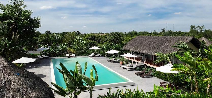 Top memorable and luxury Mekong riverside resorts (Editor's choice)