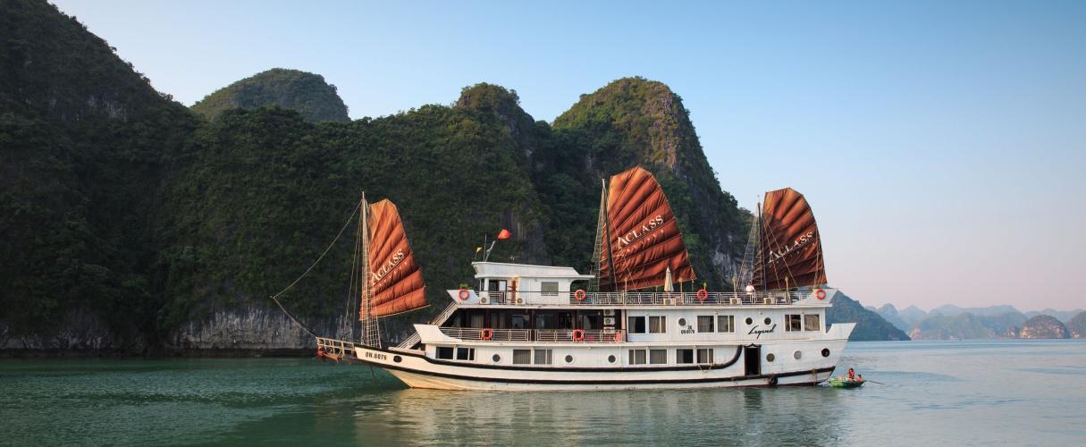 Aclass Legend Cruise 3 days/ 2 nights