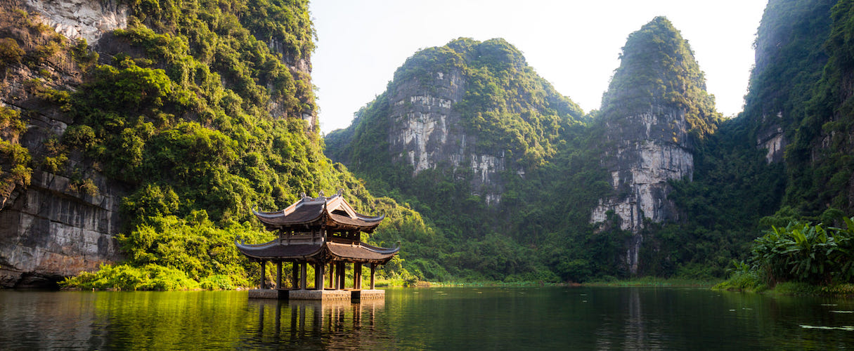 Mai Chau - Ninh Binh Adventure 4 days
