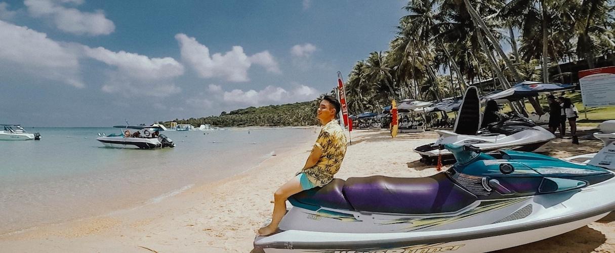 Phu Quoc Adventure Boat tour