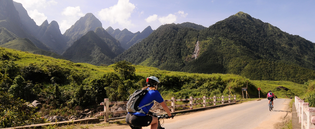 Sapa Biking and Trekking 2D3N by train