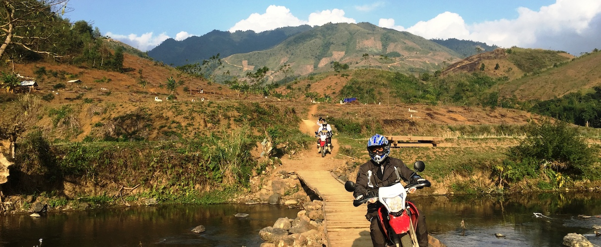 Sapa Motorbiking full day