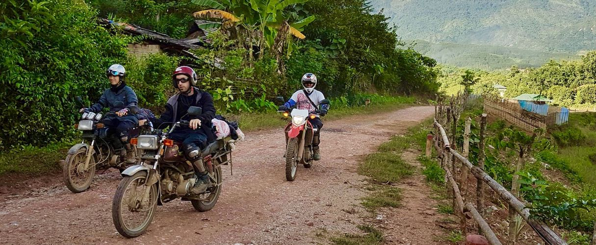 Fr-Sapa Motorbiking and Homestay 2D3N by train
