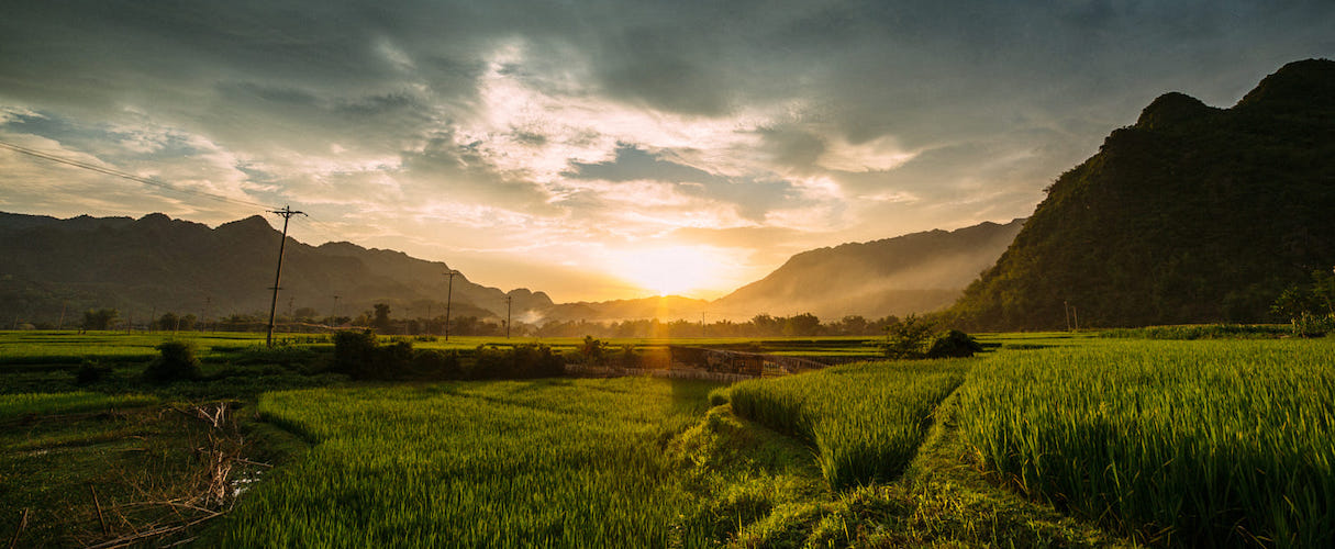 Hoa Binh - Mai Chau 2 days private tour