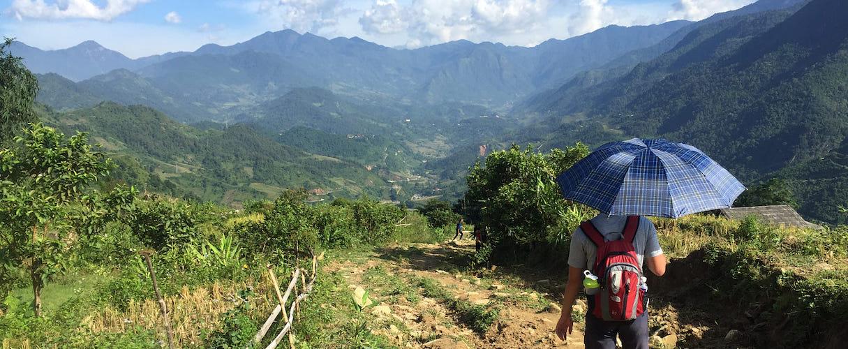 Mai Chau - Pu Luong 2 days trekking