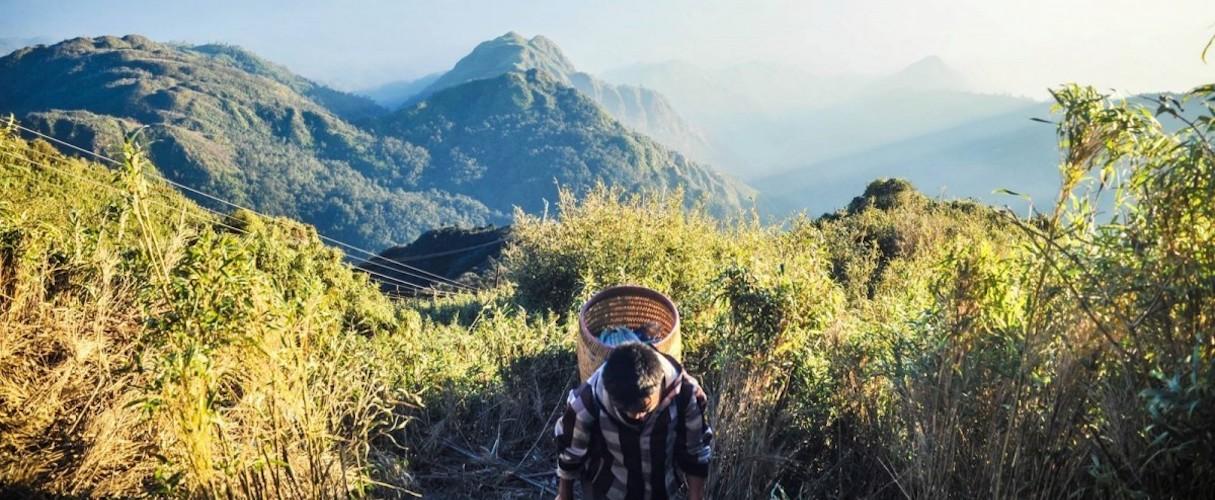 Leo núi Sapa bằng xe buýt 3N2D (khách sạn lưu trú)