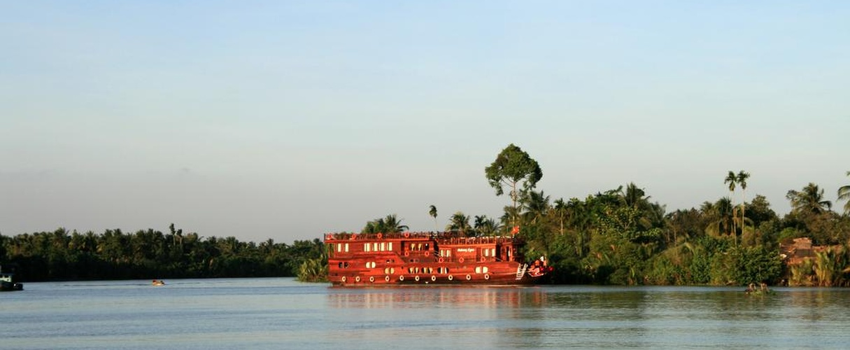 3-day Mekong Eyes Cruise Cambodia - Vietnam