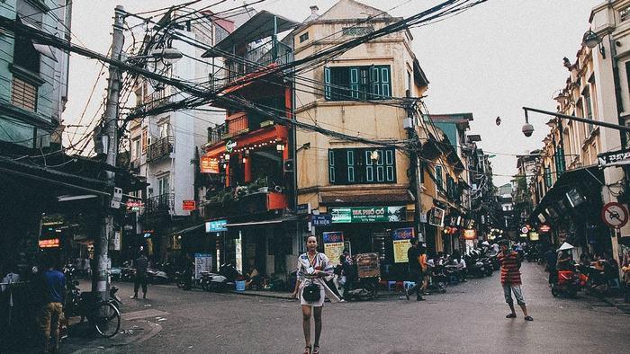 Hanoi Old Quarter