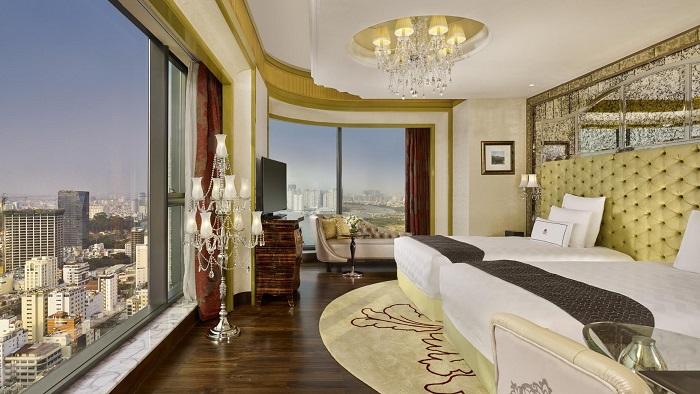 The Reverie Saigon Hotel