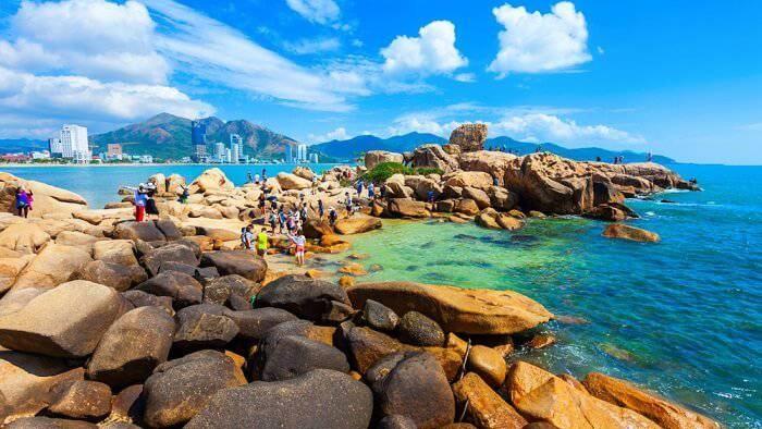 Hon Chong Beach, Nha Trang