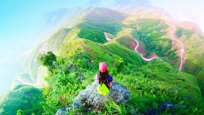 The gorgeous beauty of Binh Lieu