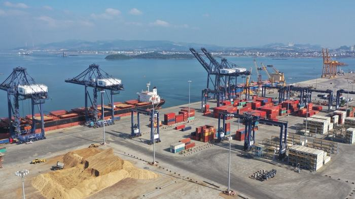 Cai Lan Port