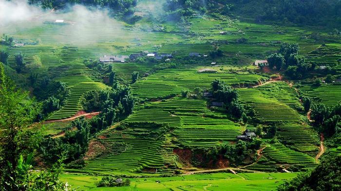 The pristine beauty of Mai Chau