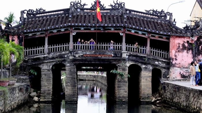 The Bridge Pagoda