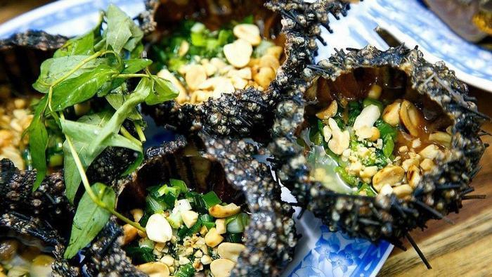 Stunning Phu Quoc cuisine