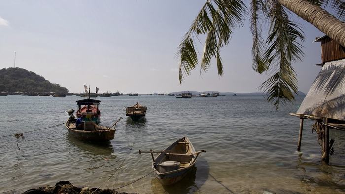 Ganh Dau Fishing Village