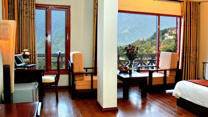 Bamboo Hotel Sapa