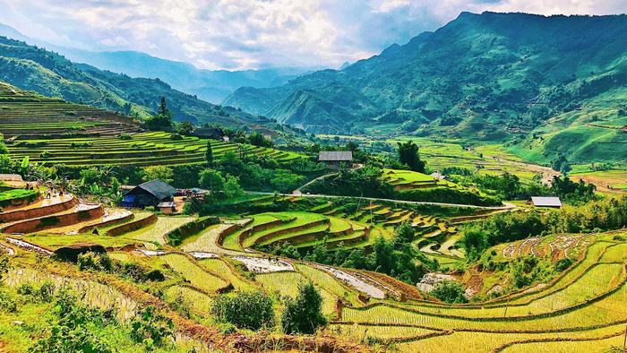 The beauty of Sapa
