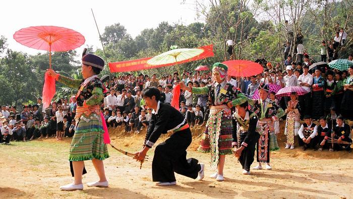 Festival in Sapa