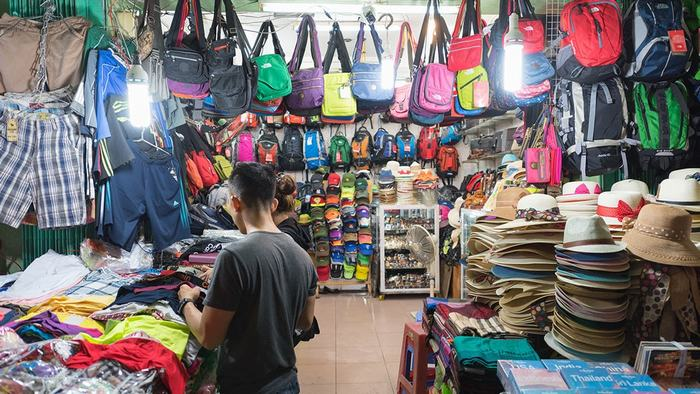 What to buy in Ben Thanh Market