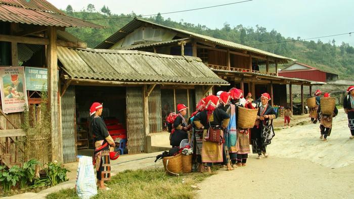 Ta Phin Village