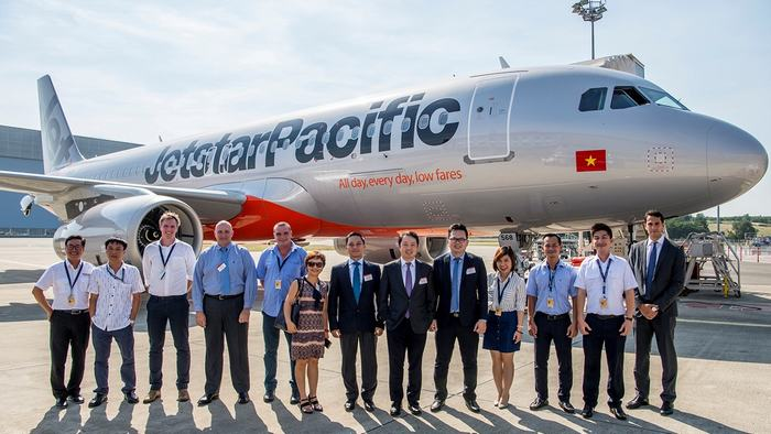Jetstar Pacific Airlines