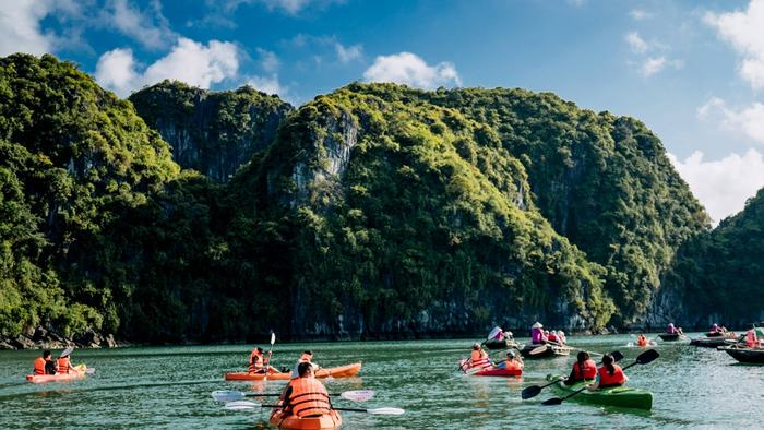 Halong Bay - a must-come destination in Vietnam