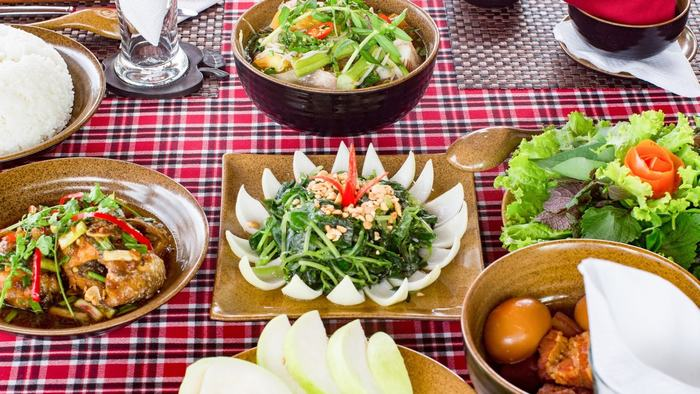 Stunning cuisine of Mekong Delta