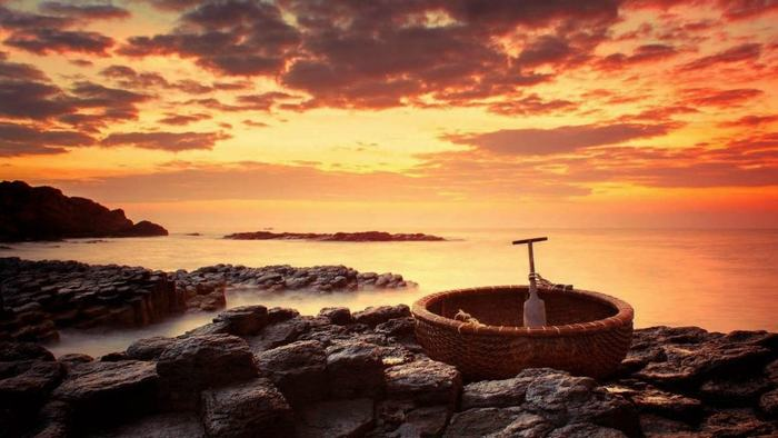 Sunrise in Phu Yen